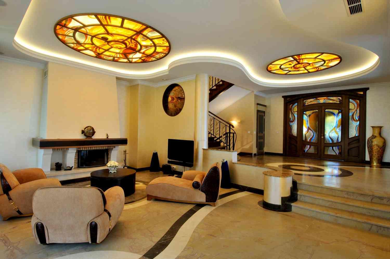 Стиль модерн в интерьере вашего дома