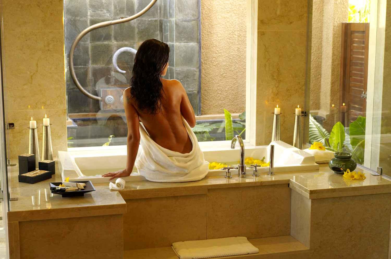 Ванна — один из лучших способов доступной в квартире релаксации