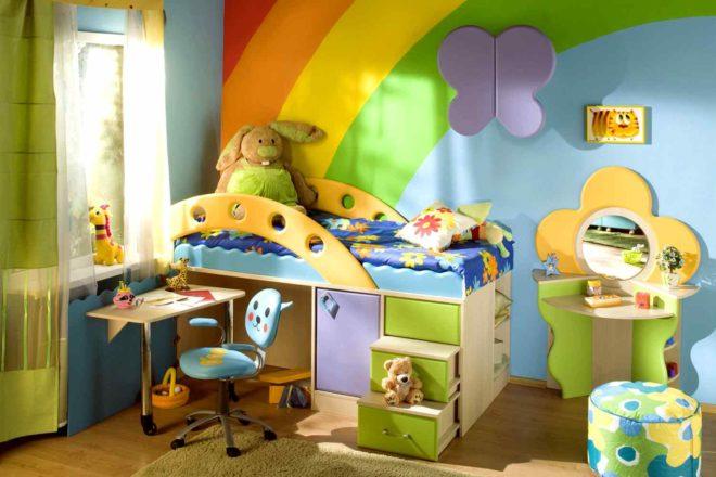 Детская мебель для самых маленьких
