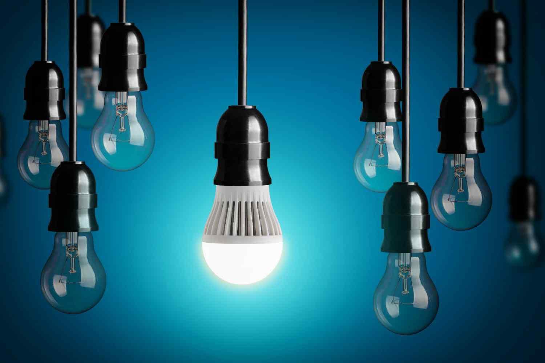 Достоинства энергосберегающих ламп