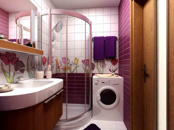 Фотографии ванны в хрущевке после ремонта