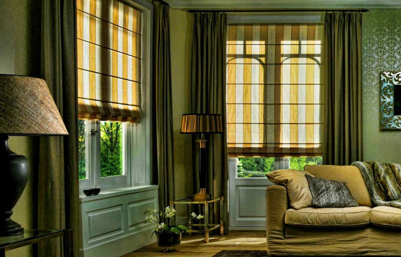 Идеальные шторы для комнаты