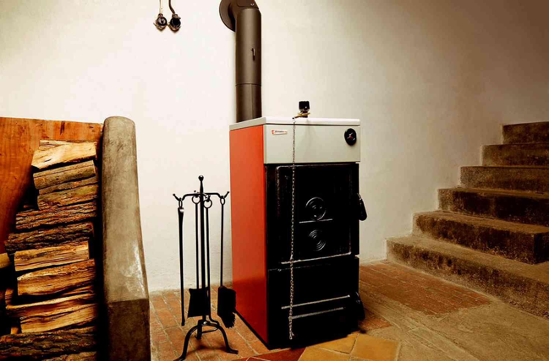 Котел дровяной для водяного отопления своими руками 27