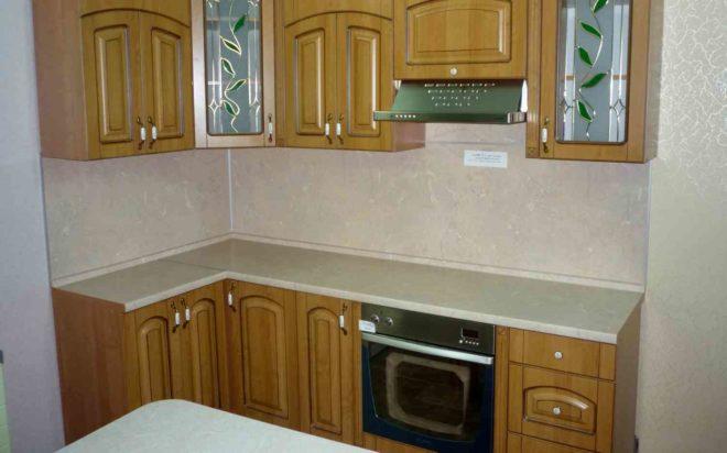 Косметический ремонт кухни эконом класса