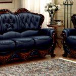 Кожаная мебель