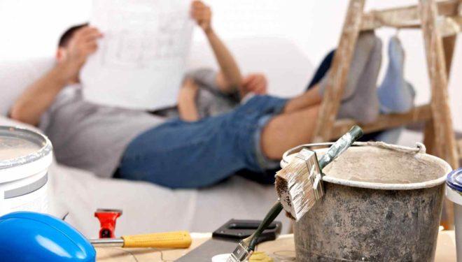 Как сделать недорогой ремонт двухкомнатной квартиры
