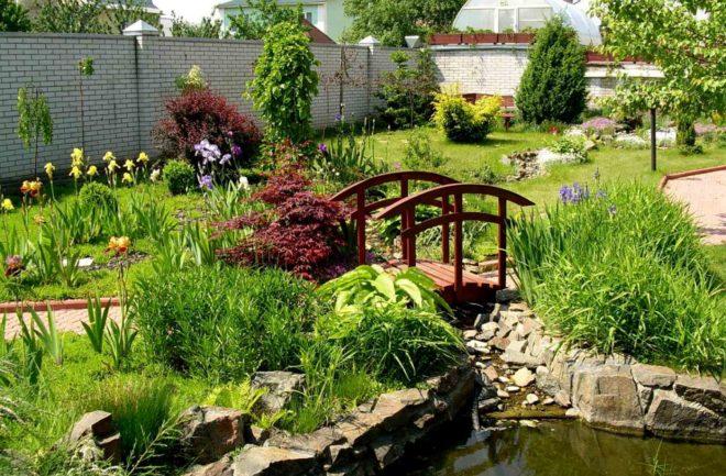 Особенности благоустройства садового участка