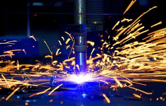 Особенности обработки металлов лазером