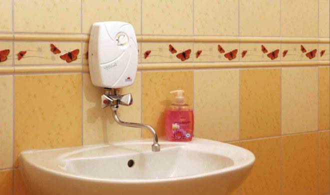 Особенности проточного водонагревателя