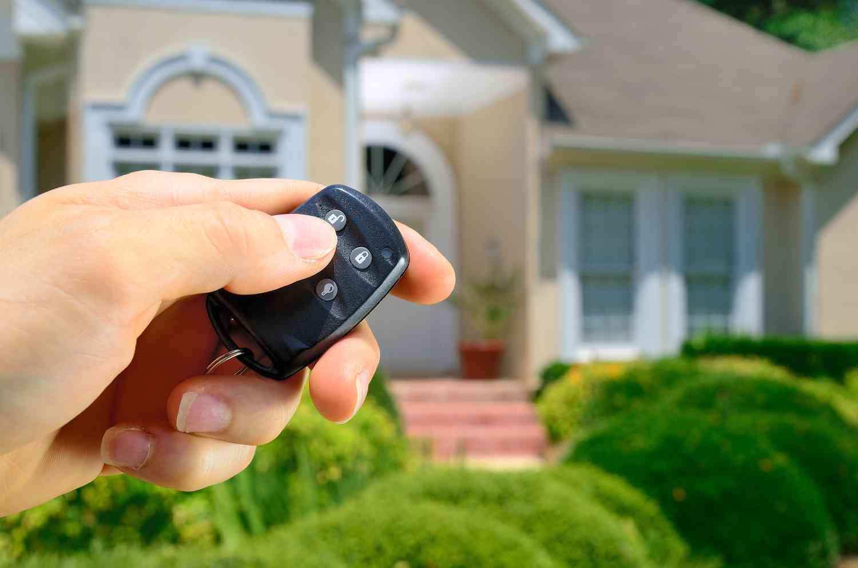 Охранные системы для частного дома своими руками фото 183