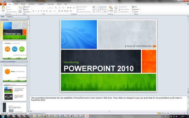 Презентации для PowerPoint