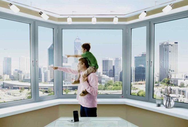 Про окна из поливинилхлорида (ПВХ)