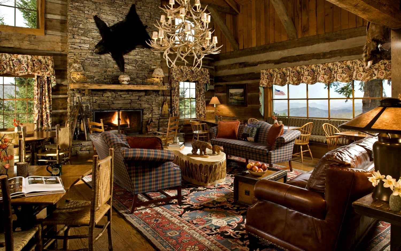 Ремонт и декор в стиле кантри