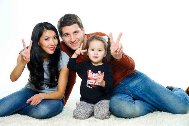 Семейные фотосесии