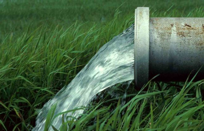 Системы очистки сточной воды