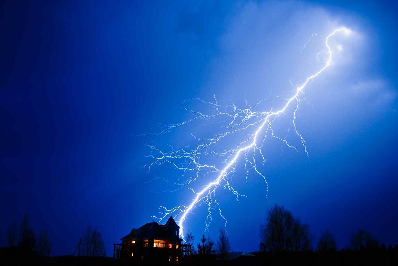 Способы молниезащиты дома