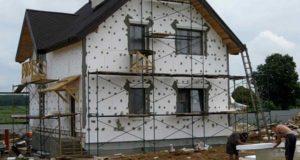 Утепляем фасады перед наступлением холодов