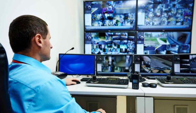 системы видеонаблюдения для предприятия