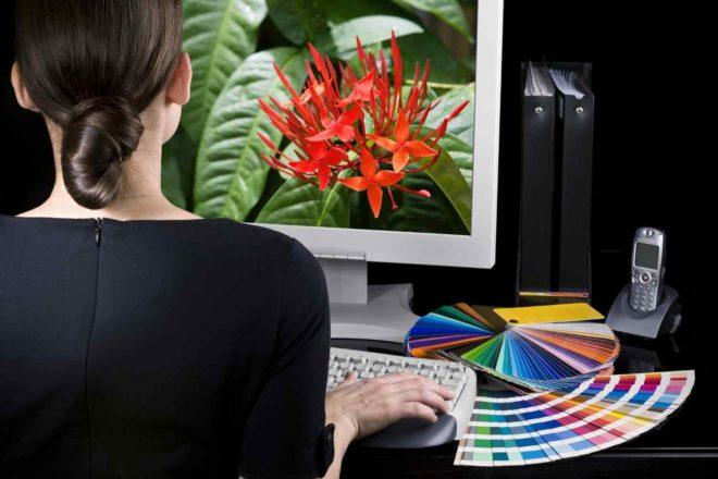 специалиста графического дизайна