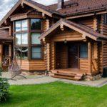 Дома из деревянного бруса вас точно покорят