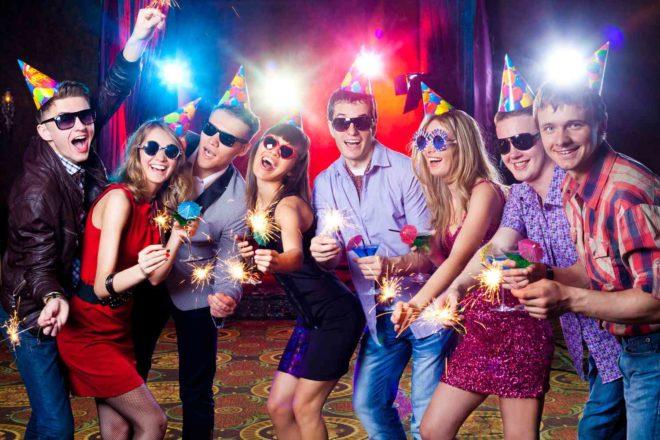 Как организовать корпоративный новый год