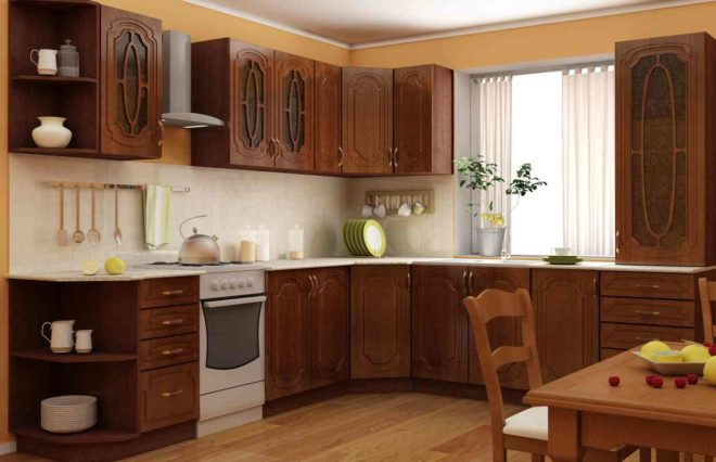 Как правильно выбрать кухонный гарнитур