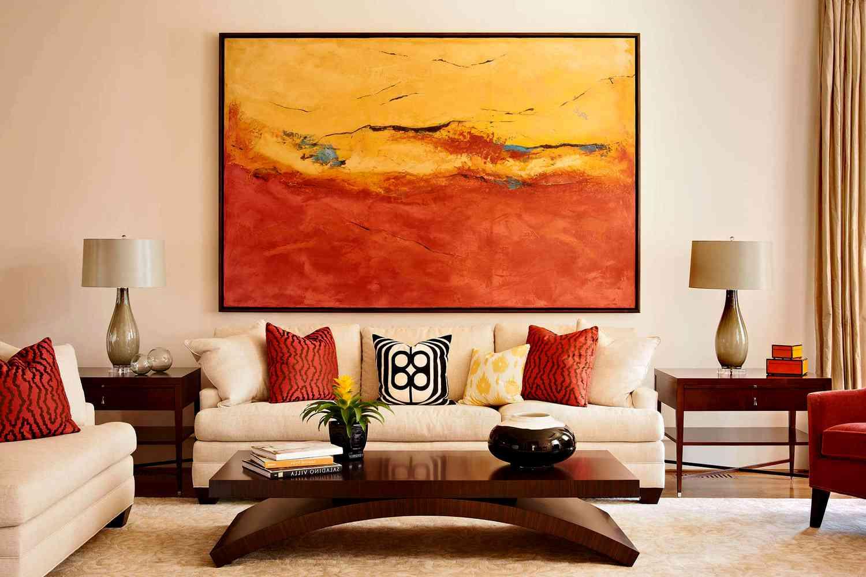 Картины в дизайне квартиры