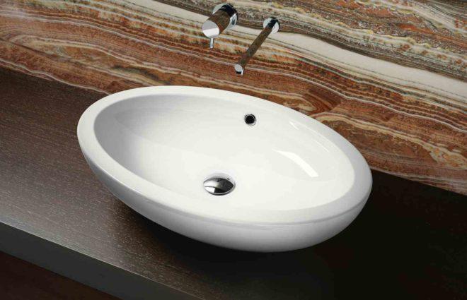 Как выбрать раковину в ванную комнату