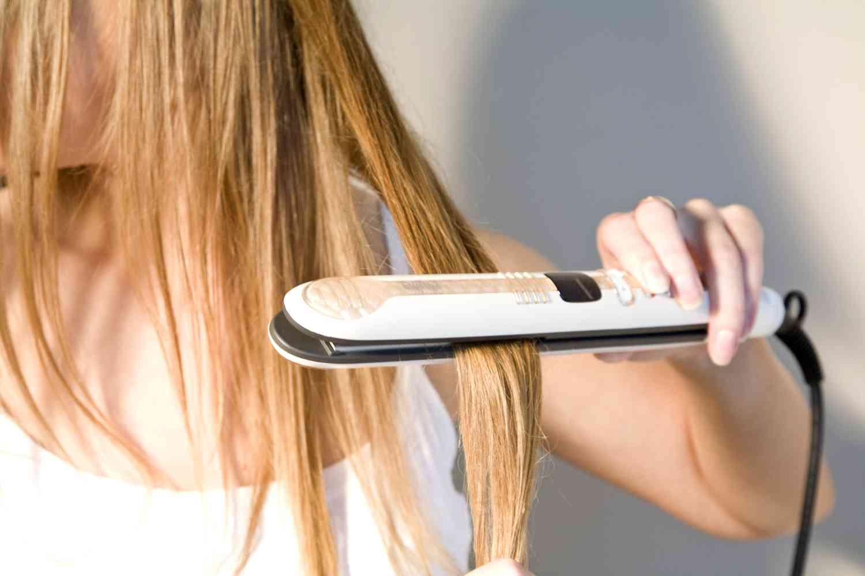 Как сделать утюжок для волос у мужчин