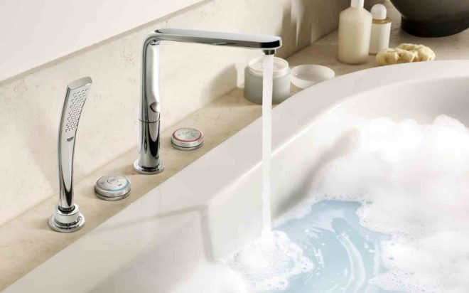 Как выбрать хороший смеситель в ванную