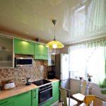 Какой тип потолка выбрать для кухни