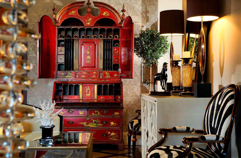 Мебель в стиле Шинуазри