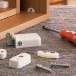 Мебельный крепеж и его виды