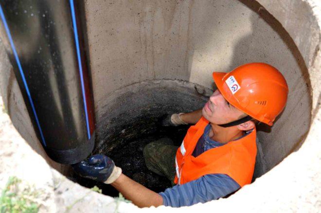 Обслуживание и ремонт канализации
