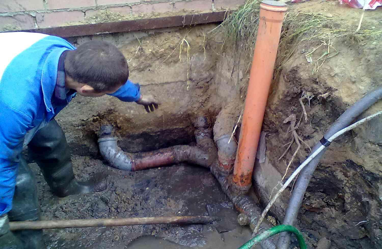 Советы по ремонту канализации