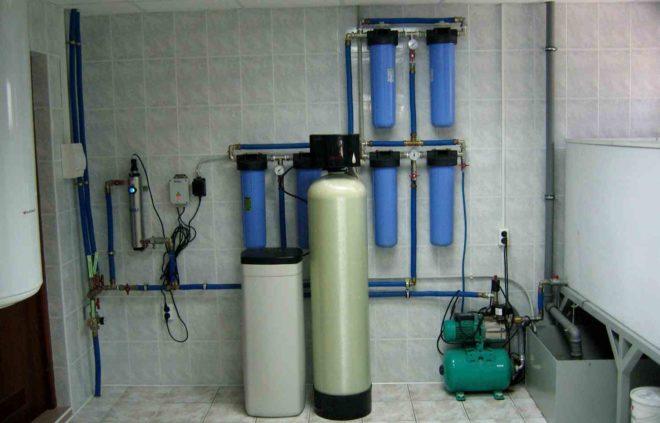 Способы очистки воды для загородного дома