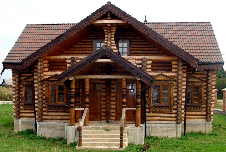 Материалы и устройство деревянного дома