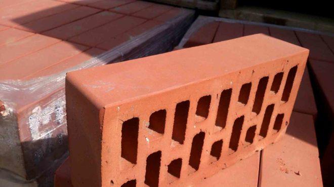 Типы строительного и отделочного кирпича