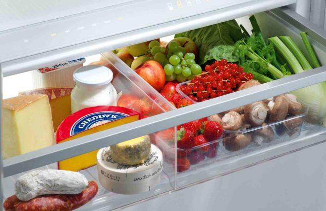 Как правильно хранить продукты питания