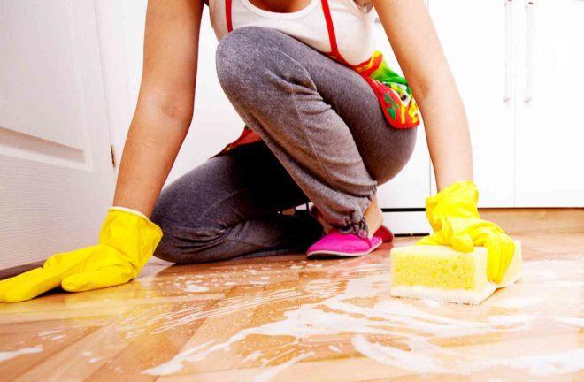 Как сделать генеральную уборку в квартире