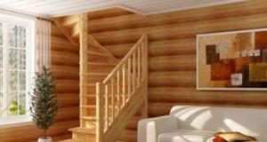 Как выбрать лестницу для дачи