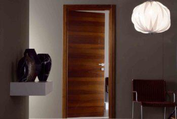 Как выбрать шпонированные межкомнатные двери
