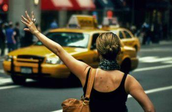 Как выбрать такси для поездки