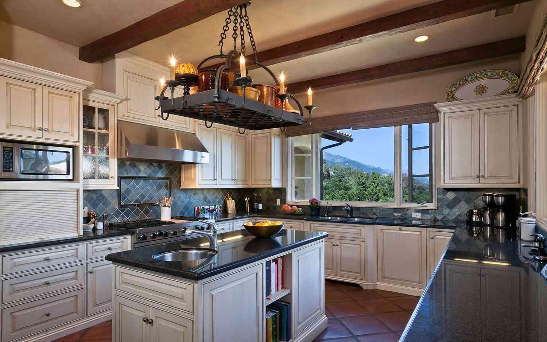 Кухня в итальянском стиле интерьер фото 82