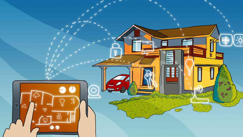 Что представляет собой система умный дом
