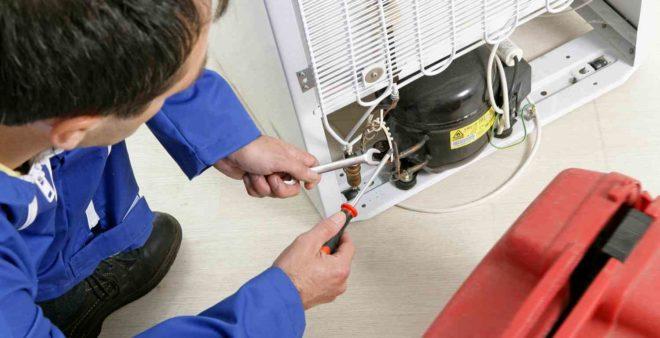 мастера по ремонту холодильников