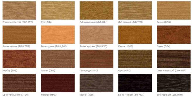 Как правильно выбрать цвет плинтуса