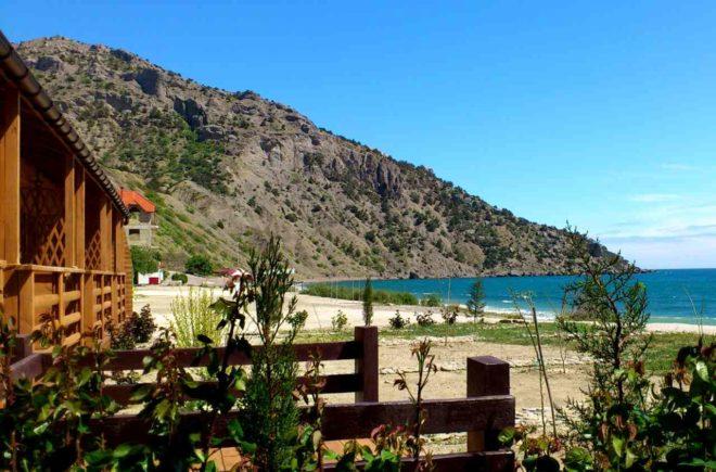 Как снять жилье для отдыха в Крыму