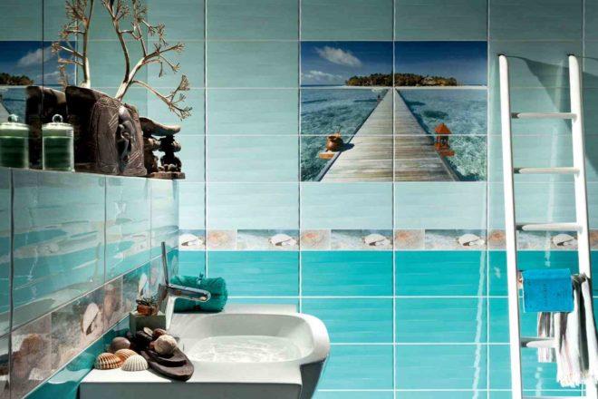 Как выбрать панно для ванной комнаты