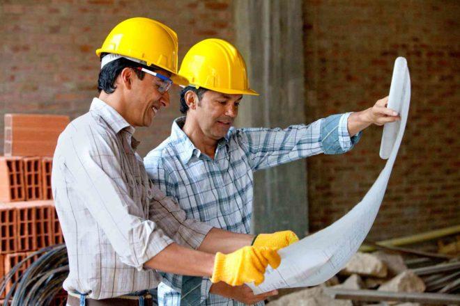 подрядчика для строительства частного дома